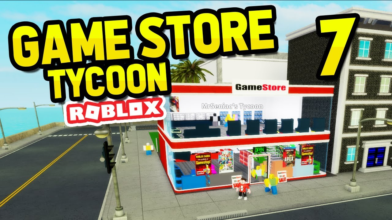 Buying The Second Floor Level 5 Roblox Game Store Tycoon 7