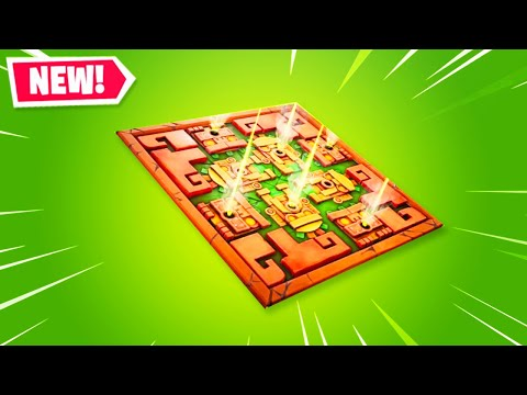 The New POISON TRAP in Fortnite..