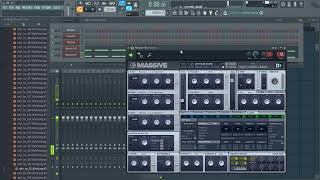 Sylenth and NI Massive Tutorial - Melodic Progressive House Basses