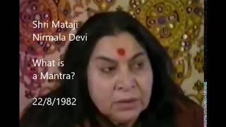 1982 0822 What is a Mantra (Fr & It live translations)