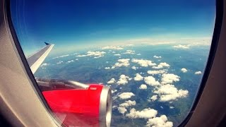 FLIGHT REVIEW | Air Serbia Airbus A319 | ECONOMY CLASS | Belgrade to Tivat