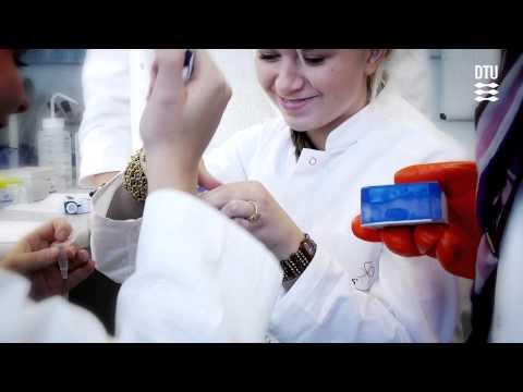 Biotekét - et DTU-tilbud til gymnasieelever