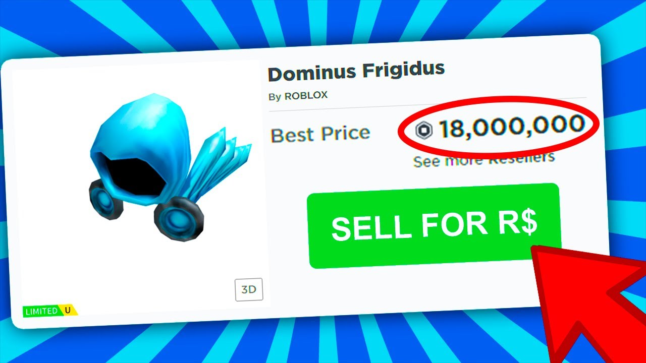 New How To Sell Your Items For Robux 2020 Roblox Youtube