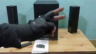 Panasonic HT30 2.1 Home Theatre UnBoxing, Sound Test & Review by AKS