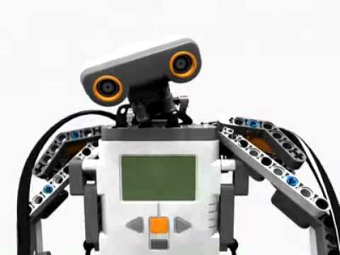 LEGO Mindstorm NXT Education - YouTube