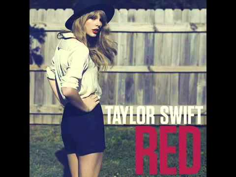 Taylor Swift - Red - Official New Song 2012 Hd