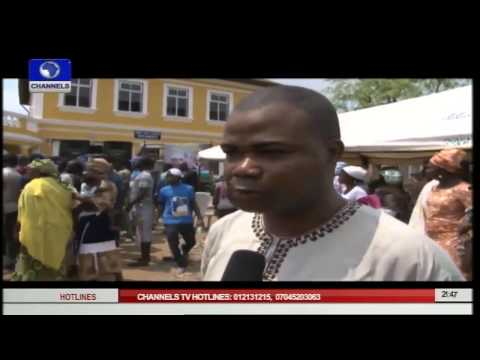 Ogun Weekly: Royal Fathers In Ogun Harp On Voter Education