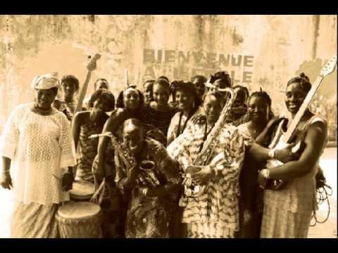 Les Amazones de Guinée : Salimou
