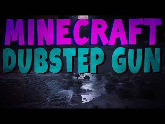 Minecraft Mod Showcase (Dubstep Gun)   WUBWUB RAINBOW  
