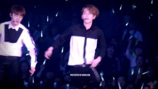 Video 150308 The EXO'luXion PlayBoy 백현 BAEKHYUN FOCUS download MP3, 3GP, MP4, WEBM, AVI, FLV Agustus 2018