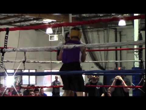 2015 Dodge Ackerman Boxing Matches