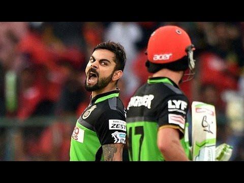 VIVO IPL 2017 | Kolkata Knight Riders vs Royal Challengers Bangalore | Don Bradman Cricket Gameplay