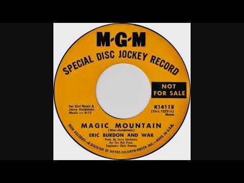 Eric Burdon & War - Magic Mountain (1970 Mono)
