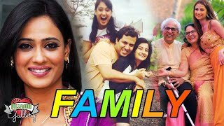 Shweta Tiwari Family With Parents, Husband, Son, Daughter & Brother