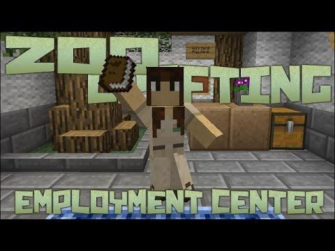 ZC: Side Quest! Employment Center!