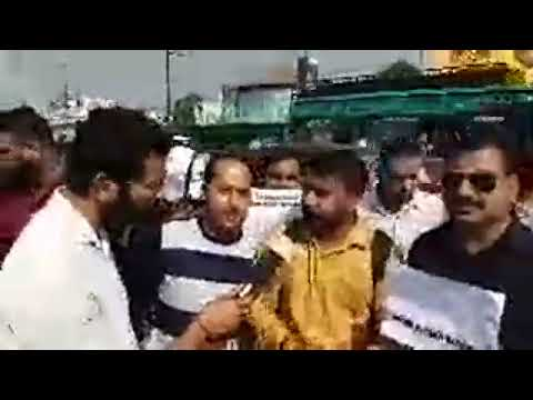 Basant Rath slapped Journalist in Jammu