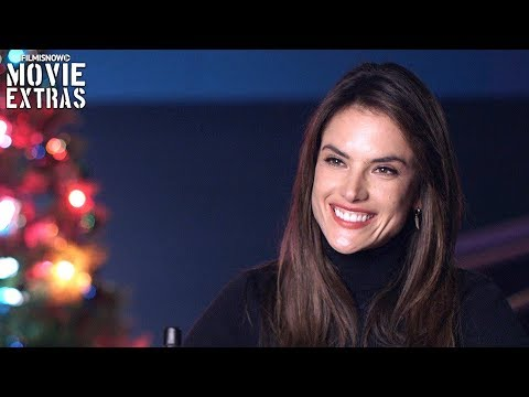 Daddy's Home 2 | On-set visit with Alessandra Ambrosio - Karen