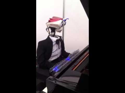 Rondò alla turca played by robot #campuslacamilla