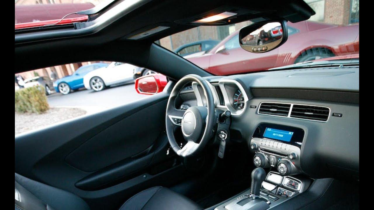 interior chevrolet camaro ss 2016 youtube - Camaro 2016 Interior