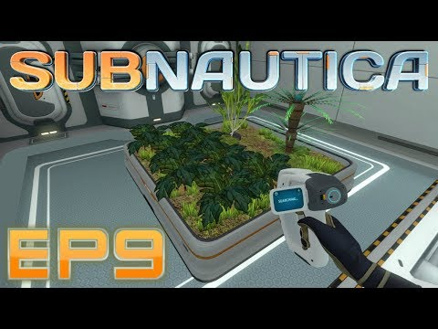Subnautica Ep9 let's venture to the second island!!