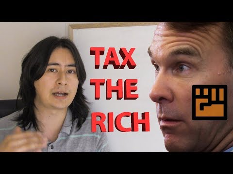 Tax The Rich Canada – Laws Are Going to Change