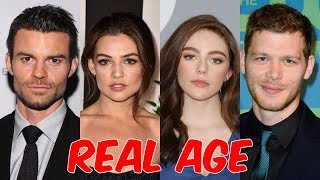 The Originals Cast Real Age 2018 ❤ Curious TV ❤