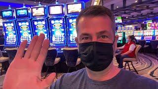 I got a bonus on almost  EVERY SINGLE SLOT! Live Slots at Yaamava' Casino!