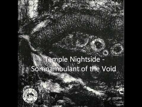 "AnteDiluvian & Temple Nightside ""Cogitating Vacuous"" SPLIT 2012 (COMPLETE EP)"