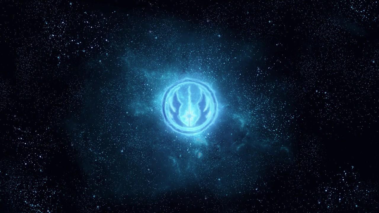 Live Wallpaper Star Wars Jedi Logo Wallpaper Engine Youtube