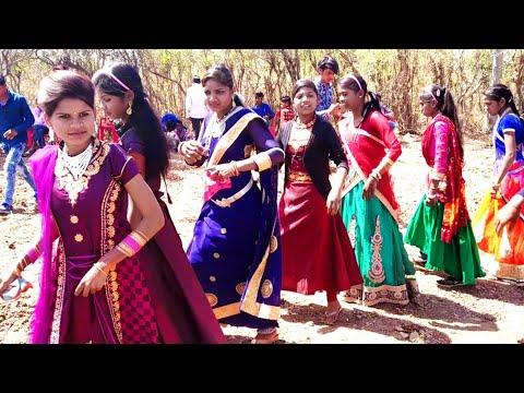 આંખ મારે 💃 જનુડી ❤️ // GJ 20 Vala Jabbar Tani Vala Suresh Ravat // Timli Dance / Timli Hit Official
