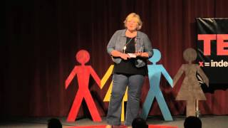 How to find the gift in grief | Teri Pugh | TEDxAntioch