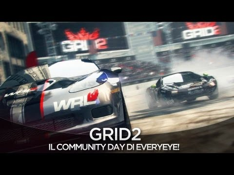 GRID 2 - Namco Bandai Italia - Community Day