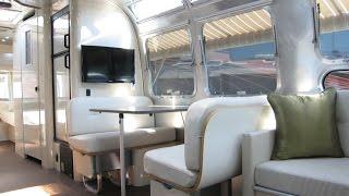 2017 Airstream International Serenity 30A Rear Twin Travel Trailer