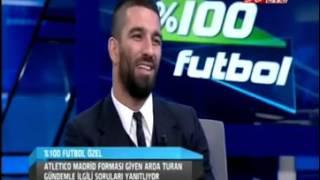 Arda Turan  'Fenerbahçe ve Beşiktaş'ta oynamam