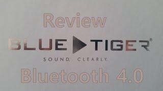 Blue Tiger Elite Bluetooth 4.0 Review