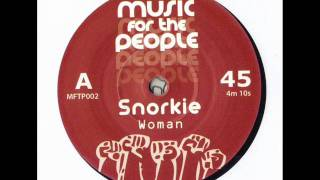 Woman - Snorkie (2012)