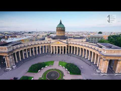 Saint Petersburg, Russia. European Cultural Capital FULL HD Video