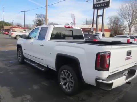 2016 gmc sierra 1500 all terrain slt double cab new cars. Black Bedroom Furniture Sets. Home Design Ideas