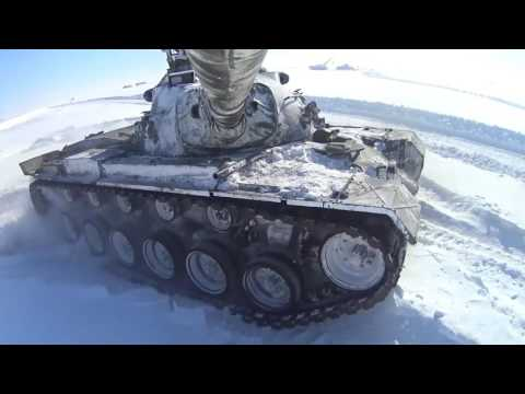 TSK'dan Kış Tatbikatı
