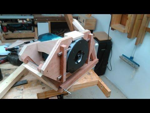 Pantorouter XL build: Pantograph