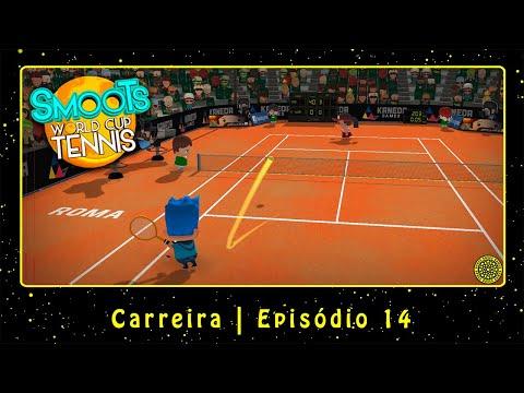 Smoots World Cup Tennis (PC) Carreira   Episódio 14  