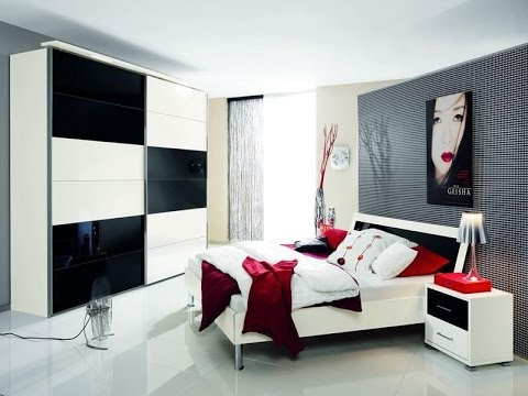Home Decor Ideas Red and White
