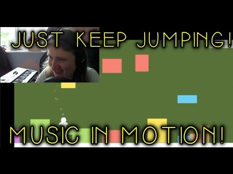 JUST KEEP JUMPING! | Music in Motion