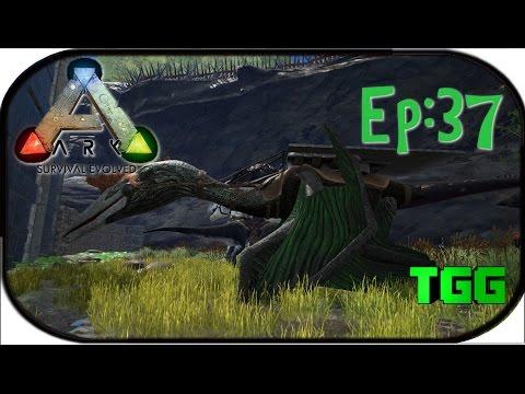 Ark: Survival Evolved Ep:37 The Flyer Episode, Quetzal Taming