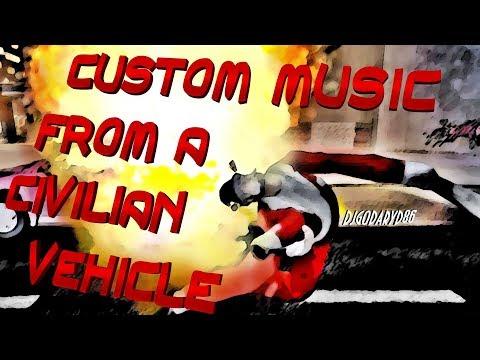 custom music from a civilian vehicle APB Reloaded 2018 02 14