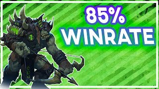Hearthstone: 85% Winrate With Reno Hunter