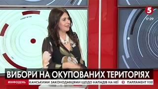 Волонтерство на Донбасі: Анжеліка Рудницька розповіла про поведінку мешканців окупованих територій