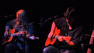 """Trip Around The Sun"" (acoustic) -Apostles of Manchaca ft. Jeff Plankenhorn"
