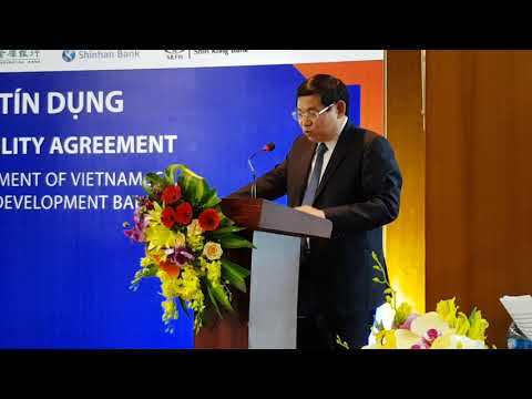 Chủ Tịch HĐQT BIDV: ADB Cho BIDV Vay 300 Triệu USD Là Khoản Vay Lớn Nhất Từ Trước đến Nay