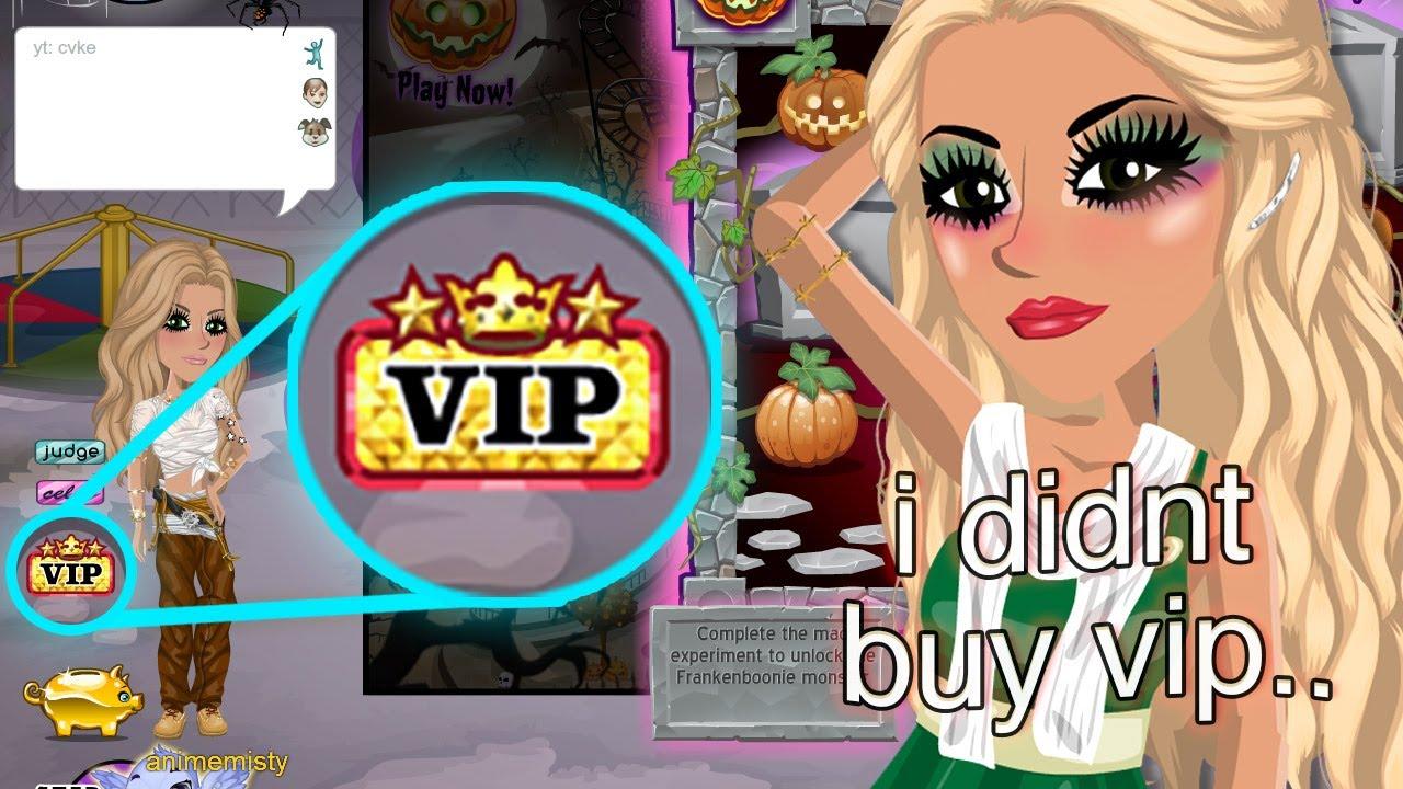 I randomly got VIP for free ???? + Making Mabel Pines in MSP!